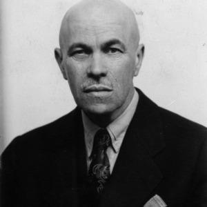 Dr. Istvan Ferenczi portrait