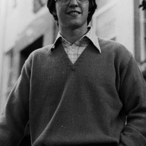Engineering Council president Jim Jones portrait