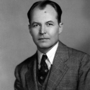 Dr. Ivan D. Jones portrait
