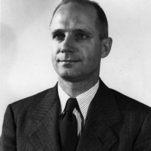 J. H. Jensen portrait