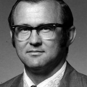 G. J. Kriz portrait