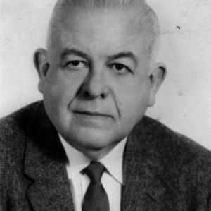 James M. Jarrell portrait