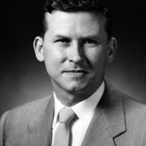 Harold A. Lamonds portrait