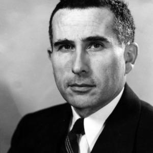 Dr. Jack Levine portrait