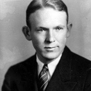 Charles R. Lefort portrait