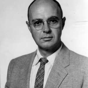 Dr. Edward M. Lowry portrait
