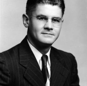 Dr. W. L. Lott portrait