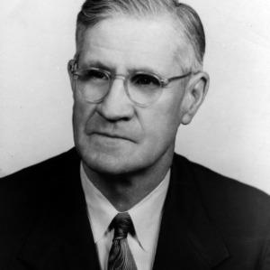 C. J. Maupin portrait