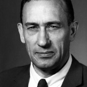 Bernard S. Martof portrait