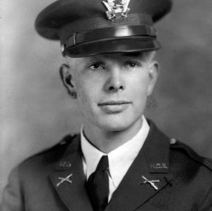 Cadet Colonel Joe T. Massey portrait