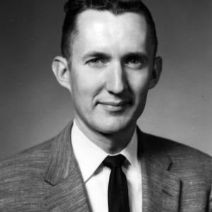 Dr. Dale F. Matzinger portrait