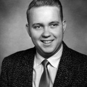 Fred Manley portrait