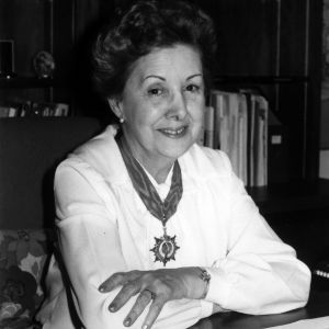 Carmen Marin portrait