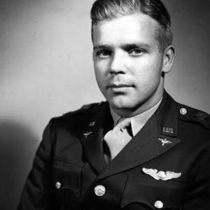 Captain Donald B. May, Jr. portrait