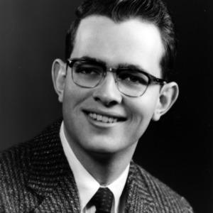 Donald J. McCall portrait