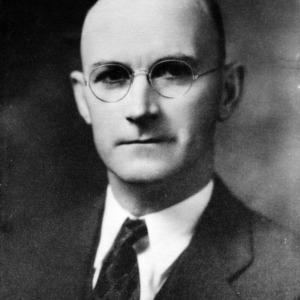 E. O. McMahan portrait