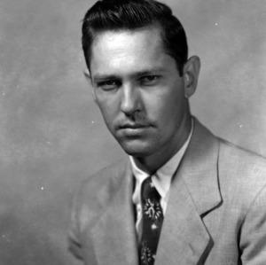 Donald McGinnis portrait