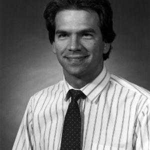 Dave Miller portrait