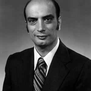 Dr. Jehangir Mirza portrait