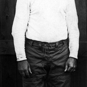 Johnnie Miller portrait