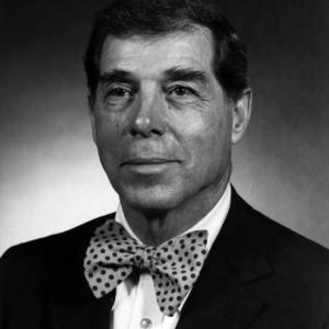 Dr. W. Grigg Mullen portrait