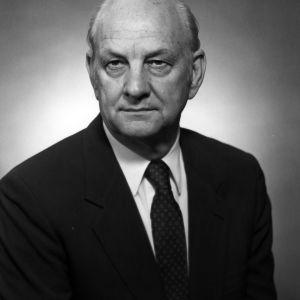 Arthur Moss portrait