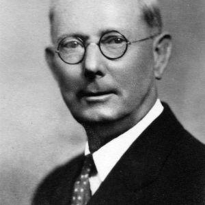 C. L. Newman portrait