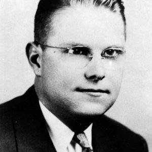 Dr. Werner L. Nelson portrait