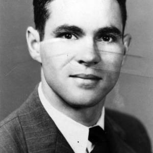 Dr. Blaine F. Parker portrait