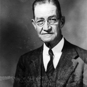 J. P. Pillsbury portrait
