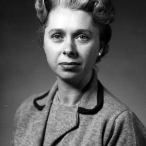 Dr. Emily Quinn portrait