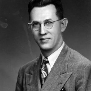 Robert M. Pinkerton portrait