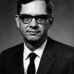 Donald Rhodes portrait