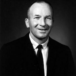 Coach Max Rhodes portrait