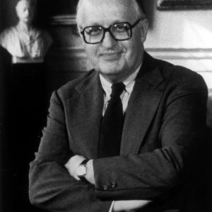 Dr. Henry J. Rosovsky portrait