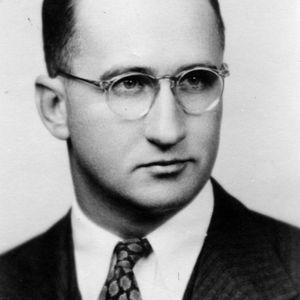 Donald O. Rulfs portrait
