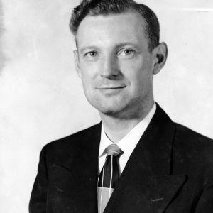 William E. Rogers portrait