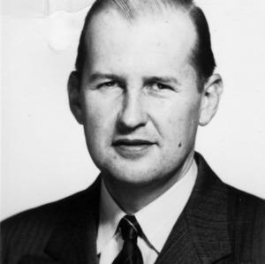 Frank S. Roop, Jr. portrait