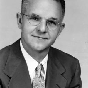 Dr. C. C. Scarborough portrait