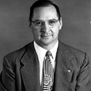 Dr. Herbert F. Schiefer portrait