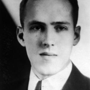Dr. W. E. Singer portrait