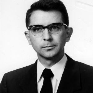 Dr. Frank H. Spain portrait