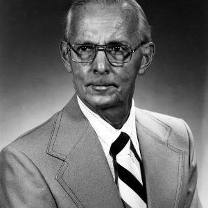 Charles Smallwood, Jr. portrait