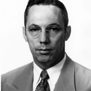 Clyde F. Smith portrait