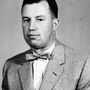 Dr. Noel F. Sommer portrait