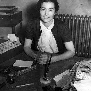 Miss Nancy Steele, Dec. 1940