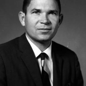 David B. Stansel portrait
