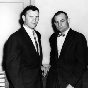 Fred Wagoner and brother John Wagoner