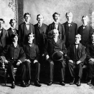 College of Agriculture and Mechanic Arts Class of 1898