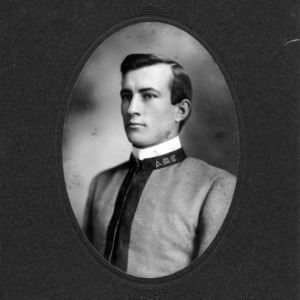 Bennett Land, Jr. portrait